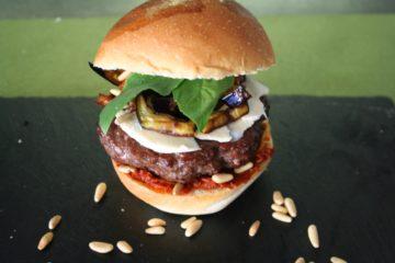 Hamburger gourmet del mese